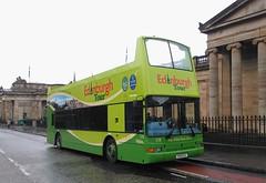 2012-04-21 - Edinburgh Tour 518 on The Mound (VV773) Tags: bus buses scotland edinburgh gallery open diesel top president sightseeing royal double deck national dennis academy tours lb lrt lothian trident decker ebt plaxton v518esc