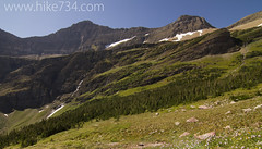 """Siyeh Pass • <a style=""""font-size:0.8em;"""" href=""""https://www.flickr.com/photos/63501323@N07/6961733216/"""" target=""""_blank"""">View on Flickr</a>"""