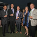 Lance Reed of BOA, Assistant Winemaker Ronald Du Preez, Sales Director Chris Avery, Shannon Beattie of Cecconi's and Winemaker Rob Davis at Jordan Vineyard & Winery's 40th Anniversary, held on The London Hotel rooftop in West Hollywood, April 23