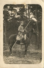 ps1915 (joerookery) Tags: horse equipment 1914 prussia hussar husar kar98