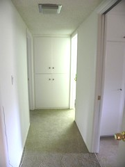 "HS-61 Hallway with Closets • <a style=""font-size:0.8em;"" href=""http://www.flickr.com/photos/76147332@N05/7042899699/"" target=""_blank"">View on Flickr</a>"