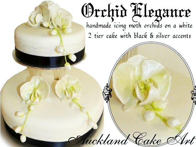 The World\'s Best Photos of cake and orchid - Flickr Hive Mind