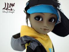 Lenn_sesion09_02 (Sheryl Designs) Tags: lenn black nigger pimp urban mission yaz yaz1 cga rap rapper hiphop funky street raper grafitti informal color japan character 16 doll dolls groove junplanning pullip pullips sheryl designs design sheryldesigns new custom face hair wig eye eyes chip chips acrylic eyemech mechanism carved lips eyebrows eyelashes modified sculpt body bodies obisu outfit dress forum foro forodepullips pullipes