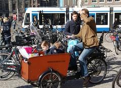 Papa Fiets (Nik Morris (van Leiden)) Tags: bikes fiets papafiets baboefiets