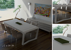 .comm (Innovatedesign) Tags: grass table design erba tavolo comm cristalplant