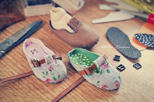 Test: Birken shoes for Unoa, MnFee, Narae, etc