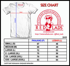 RL-size-chart-OK (Red Lads) Tags: