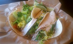 Pulled Pork Tacos @ Qdoba Mexican Grill (HeadGEAR56) Tags: food tacos taco mexicancuisine qdobamexicangrill pulledporktacos foodspotting foodspotting:place=159028 foodspotting:review=1970516