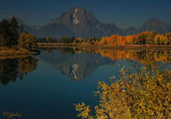 Eternal Blessings (Patrick N. Oglesby) Tags: autumn reflection blessings grandtetonnp thehighlander godlovesyou oxbowbend mtmoran photocontesttnc12