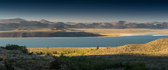 Mono Lake and Landscape of the Eastern Sierra (Zolashine) Tags: california usa landscape unitedstates unitedstatesofamerica monolake easternsierra coleville nikond4 zolashine pichayaviwatrujirapong