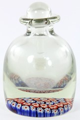 1048. Antique Milifiori Perfume Bottle