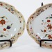 2020. Pair of Wedgwood Stone China Oval Serving Bowls