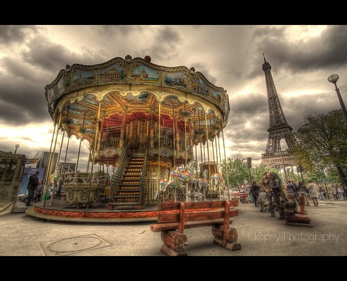 La manege enchanté