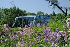 Bridge over the river Tusc... (tbower) Tags: bridge ohio geotagged nikon raw nef cs5 d3s starkcountyohio tuscarawasriver nikongp1 nikkor24120f4vr