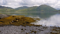 Loch Creran (pjfchad) Tags: lake mountains highland loch lochcreran scotishhighlands scottishsealifecentre