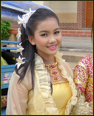 "Khao Phansa Day - ""The Candle Festival"" (larryoien) Tags: beauty thailand youngwoman streetscenes peopleportraits wonderfulworld thaiwoman passionphotography beautifulcapturegroup theunforgettablepicturesgroup unlimitedphotos"