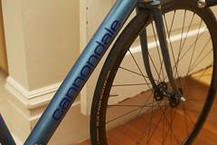 Side (fredericklee97) Tags: blue usa black bike san track deep drop arctic v pro marco jag jaguar cannondale velo velodrome trackbike suntour nitto shimano superbe njs crankset zoncolan