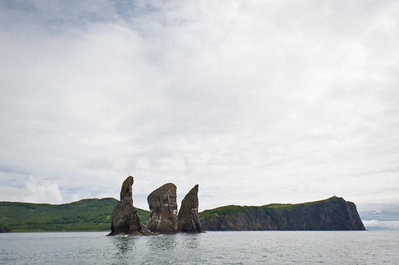 Pesca Kamchatka