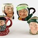 187. Royal Doulton Toby Jugs