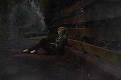 (44/100) (Ellieboat) Tags: texture girl nikon path texturebybrookeshaden