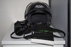 Interests (Juna e Marco Foto Arte) Tags: camera canon 350d book sony helmet libro hobby e alfa marco rebelxt alpha casco slt a100 juna interessi interests fotocamera fotoarte kissn junaemarcofotoarte junaemarco junaemarcofotoarteyahoocom
