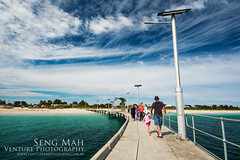Promenade (sengsta) Tags: jetty roadtrip cervantes sanddunes pinnacles jurienbay turqoisecoast venturephotographyworkshops