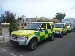 Land Rover Discovery (barronr) Tags: england ambulance dorset hart sort weymouth greatwesternambulanceservice