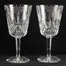 63. Pair of Waterford Crystal Goblets