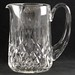 62. Waterford Crystal Pitcher