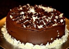 MMMMM Chocolate cake! 74/365