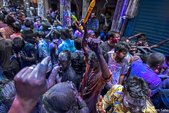Enjoyment Of Holi (PhotographyBySoumen) Tags: colors holi