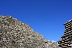 Azul (linkogecko) Tags: archaeology mxico architecture mexico site arquitectura ruins ruin ruina ruinas mexique archaeological chiapas 2009 zona zone messico arqueologia arqueologa tonina arqueologica tonin arqueolgica