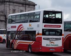 Bus Eireann VWD3 (08D69533). (Fred Dean Jnr) Tags: dublin eclipse volvo wright gemini broadstone buseireann b7tl april2010 vwd3 08d69533 buseireannbroadstonedepot