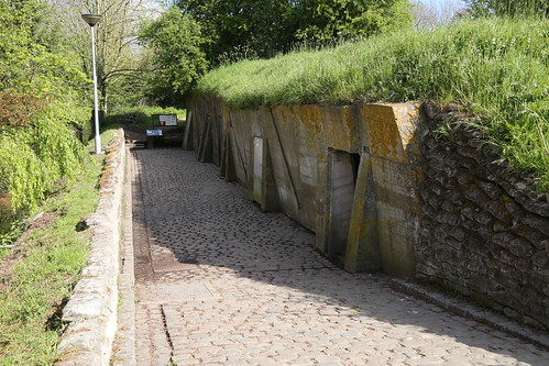 Essex Farm Dressing Station Ypres