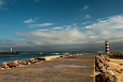Barreta Island / Santa Maria Cape Island, PT (Aleksandra S.K.) Tags: ocean blue sea portugal faro riaformosa