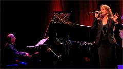 "Sabin Todorov (p) Natacha Wuyts (voc) Natacha Wuyts Quartet ""Tribute to Anita O'Day"" (claude lina) Tags: concert belgium belgique piano jazz instruments musique musiciens provincedelige sabintodorov claudelina mithrajazzlige natachawuyts"
