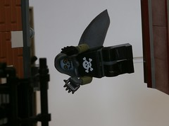 Gothic II 6 (jgg3210) Tags: new 3 television closet skull dawn costume alley comic apartment lego gothic before part ii comicbook superhero radiator ascent loh minifigure moc darkest leagueofheroes brickton