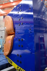 Gauss in Blue (Michael J. Linden) Tags: doe departmentofenergy anl nationallaboratory