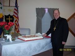 Bishop Robert Deeley 1st anniv. (joannejohnston1) Tags: robert bishop 2015 deeley 021415