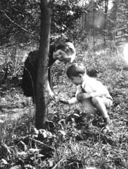 Gloria and Bob circa 1936