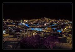 0868  vista nocturna antequera malaga (Pepe Gil Paradas.) Tags: espaa vista nocturna malaga antequera