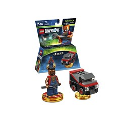 LEGO Dimensions Fun Pack 71251 A-Team (hello_bricks) Tags: lego dimensions legodimensions year2 videogame jeuvido pack ateam agencetousrisques mrt van 71251 hellobricks