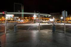 O'Connell Bridge, Dublin at night (Mindful Youth) Tags: city longexposure ireland urban dublin night dark landscape streetlights streetphotography late lighttrails riverliffey slowshutterspeed oconnellbridge artificiallights