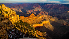 Slowly but surely (Elespics) Tags: arizona nature landscape grandcanyon canyon