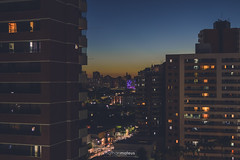 Fortaleza - After the sun goes down (nathanmateus23) Tags: city cidade sky urban panorama car água arquitetura night buildings lights skies ar orla fortaleza urbano rua ao avenue livre atnight edifício fortalcity