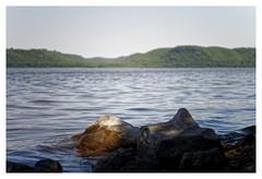 PepinRocks (brnpttmn) Tags: water minnesota wisconsin rocks lakepepin frontenacstatepark nipponkogaku85cmf2nikkorpc sonya7