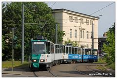 Tram Potsdam - 2016-10 (Olher2) Tags: tram potsdam strassenbahn tatra tramcar kt4d