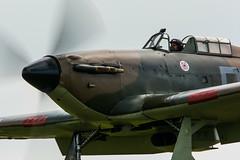 _DSC2204-24.jpg (Ian. J. Winfield) Tags: plane aircraft aviation hurricane rr rollsroyce aeroplane airshow merlin ww2 duxford raf hawker worldwar2 imperialwarmuseum iwm