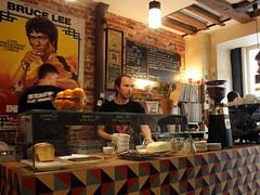 Fragments Caf in the Marais (Bex.Walton) Tags: travel paris france coffee weekend coffeeshop marais brucelee cafes fragments