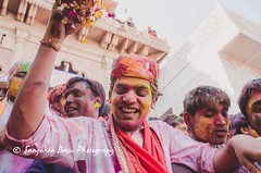 Barsana Nandgaon Lathmar Holi Low res (22 of 136) (Sanjukta Basu) Tags: holi festivalofcolour india lathmarholi barsana nandgaon radhakrishna colours